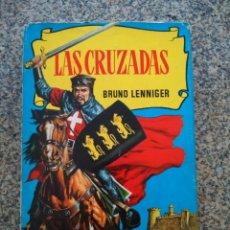 Tebeos: COLECCION HISTORIAS -- LAS CRUZADAS -- 3ª EDICION 1963 --. Lote 210137298