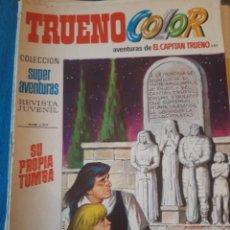 Livros de Banda Desenhada: COMIC TRUENO COLOR 1ERA EPOCA N. 297 EN BUEN ESTADO. Lote 210197000