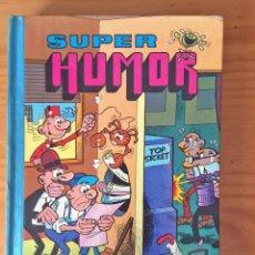 Tebeos: SUPER HUMOR VOLUMEN IV 2A EDICIÓN 1978. Lote 210271206