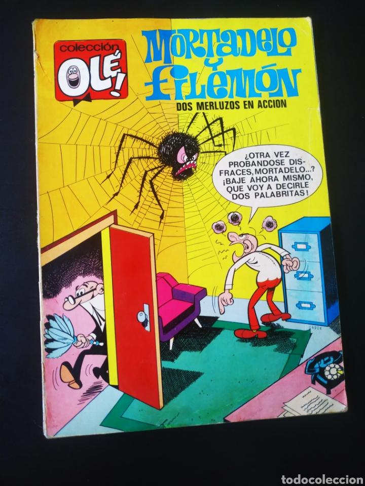 NORMAL ESTADO MORTADELO Y FILEMON 35 2° SEGUNDA EDICION BRUGUERA (Tebeos y Comics - Bruguera - Ole)