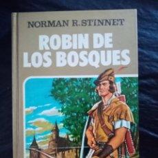 Tebeos: 1984 LIBRO ROBIN HOOD_ EDITORIAL BRUGUERA_ COMIC, ILUSTRACIONES. Lote 210332098