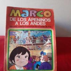 Tebeos: MARCO DE LOS APENINOS A LOS ANDES NÚMERO 1. Lote 210404916