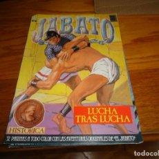 Tebeos: JABATO COLOR EDICION HISTORICA Nº 13 LUCHA TRAS LUCHA. Lote 210435690