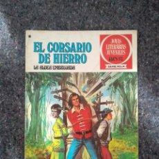 Tebeos: EL CORSARIO DE HIERRO Nº 40: LA ALDEA EMBRUJADA. Lote 210438603
