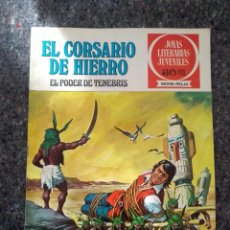 Tebeos: EL CORSARIO DE HIERRO Nº 7: EL PODER DE TENEBRIS - BUEN ESTADO - D3. Lote 210439121