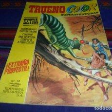 Tebeos: TRUENO COLOR EXTRA 2ª ÉPOCA NºS 6 Y 12. BRUGUERA 1975. 50 PTS.. Lote 14377455
