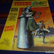 Tebeos: TRUENO COLOR EXTRA 2ª ÉPOCA NºS 17 Y 24. BRUGUERA 1976. 50 PTS.. Lote 14392487