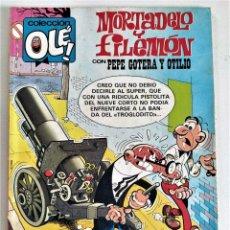 """Tebeos: MORTADELO Y FILEMÓN """"LA ELASTICINA"""" - COLECCIÓN OLÉ! Nº 252-M43 (SEP.1987) ~ ED. B. Lote 210479355"""