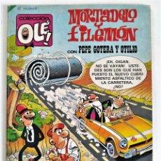 """Tebeos: MORTADELO Y FILEMÓN """"EL ASCENSO"""" - COLECCIÓN OLÉ! Nº 286 (1ª ED. FEB.1984) ~ ED. BRUGUERA. Lote 210482351"""