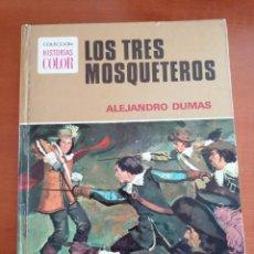 Tebeos: LOS TRES MOSQUETEROS Nº 5 ** COLECCION HISTORIAS COLOR * BRUGUERA. Lote 210526393