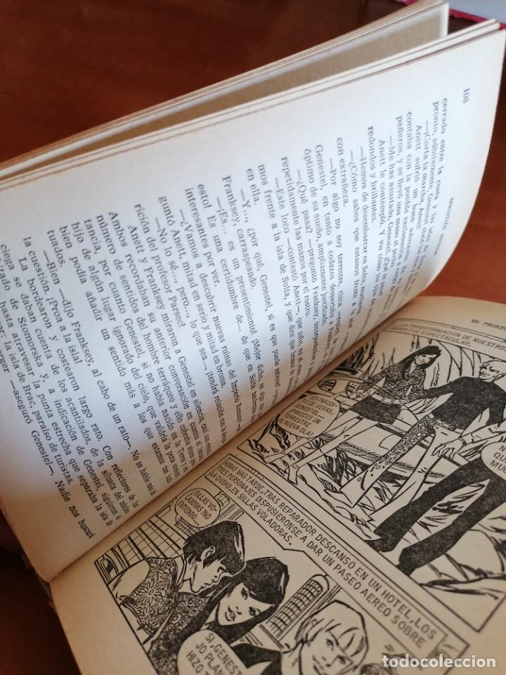 Tebeos: ES PRONTO PARA VIVIR * COLECCION HISTORIAS SELECCION * SEBASTIAN ESTRADE * BRUGUERA1971 - Foto 4 - 210527915