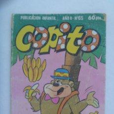 Tebeos: COPITO , DE HANNA BARBERA . Nº 65, 1980. Lote 210534297