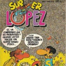 Tebeos: SUPERLOPEZ 2 Y 3 (REV 1985). Lote 210540626