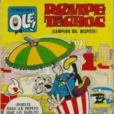 Tebeos: ROMPETECHOS. COLECCION OLE NUMERO 36 1ª EDICION 1971. Lote 210546251