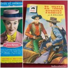 Tebeos: COLECCION BISONTE.1ª EDICION- Nº 456 -AÑO 1956. Lote 210551940