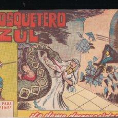 Tebeos: EL MOSQUETERO AZUL Nº 6: LA DAMA DESCONOCIDA. Lote 210567795
