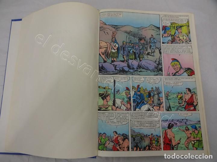 JABATO COLOR. TOMO ENCUADERNADO SIN PORTADAS. CONTIENE 32 AVENTURAS DE 16 PÁGINAS (Tebeos y Comics - Bruguera - Jabato)