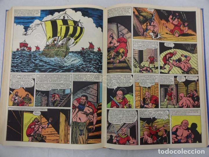 Tebeos: JABATO Color. Tomo encuadernado sin portadas. Contiene 32 aventuras de 16 páginas - Foto 5 - 210583163