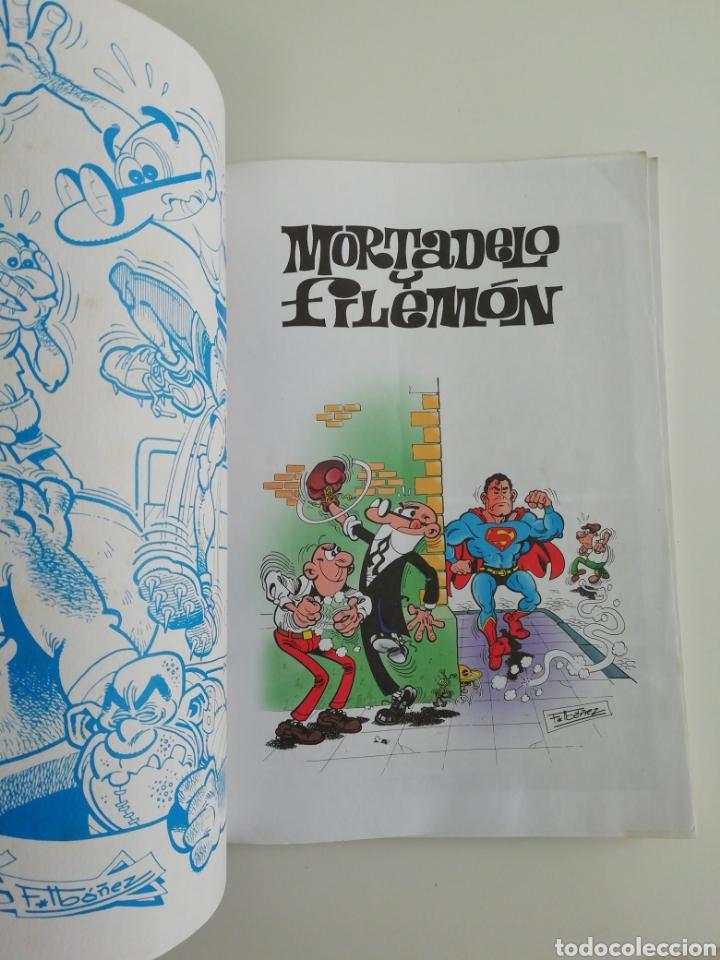 Tebeos: Mortadelo y filemon N°83 - Foto 5 - 210634170