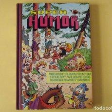 Tebeos: SUPER HUMOR Nº 16. MORTADELO Y FILEMÓN, SACARINO, ZIPI Y ZAPE. EDICIONES BRUGUERA. 1981.. Lote 210750864