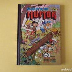 Tebeos: SUPER HUMOR Nº 10. MORTADELO Y FILEMÓN, SACARINO, ZIPI Y ZAPE. EDICIONES BRUGUERA. 1984.. Lote 210751035