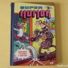 Tebeos: SUPER HUMOR Nº 12. MORTADELO Y FILEMÓN. EDICIONES BRUGUERA. 1981.. Lote 210751250
