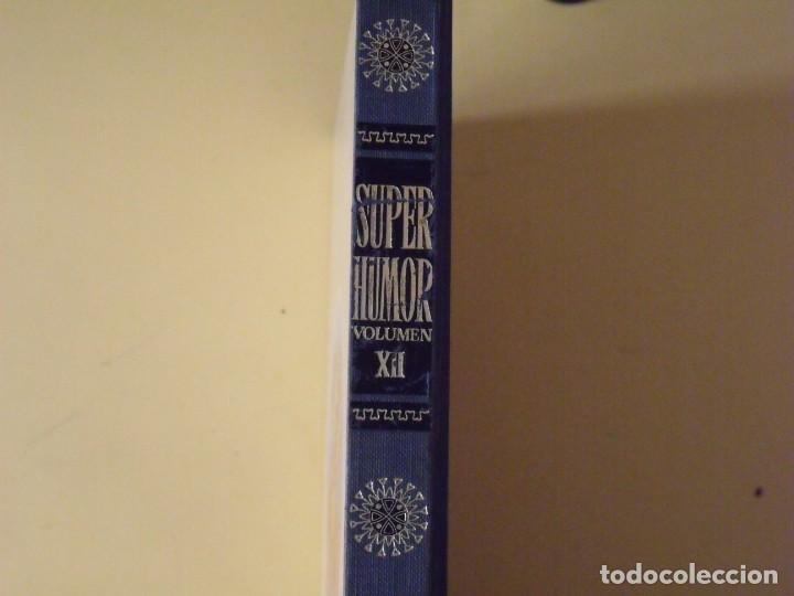 Tebeos: Super Humor Nº 12. Mortadelo y Filemón. Ediciones Bruguera. 1981. - Foto 2 - 210751250