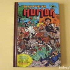 Tebeos: SUPER HUMOR Nº 41. MORTADELO Y FILEMÓN. ZIPI Y ZAPE. PEPE GOTERA. EDICIONES BRUGUERA. 1982.. Lote 210751516