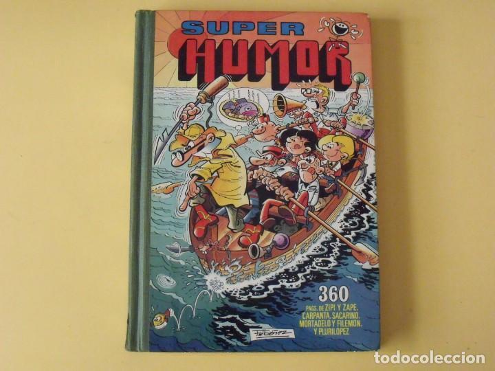 SUPER HUMOR Nº 32. MORTADELO Y FILEMÓN. ZIPI Y ZAPE. SACARINO. EDICIONES BRUGUERA. 1980. (Tebeos y Comics - Bruguera - Super Humor)