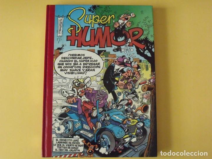 SUPER HUMOR Nº 6. MORTADELO Y FILEMÓN. EDICIONES BRUGUERA. 1999. 3ª EDICIÓN. (Tebeos y Comics - Bruguera - Super Humor)