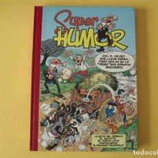 Livros de Banda Desenhada: SUPER HUMOR Nº 17. MORTADELO Y FILEMÓN. EDICIONES BRUGUERA. 1999. 4ª EDICIÓN.. Lote 210752009