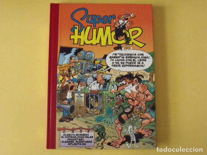 SUPER HUMOR Nº 27. MORTADELO Y FILEMÓN. EDICIONES BRUGUERA. 2000. 2ª EDICIÓN. (Tebeos y Comics - Bruguera - Super Humor)