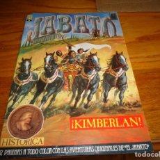 Tebeos: JABATO COLOR EDICION HISTORICA Nº 7 KIMBERLAN. Lote 210759374