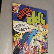 Tebeos: SÚPER DDT Nº 58 / BRUGUERA. Lote 210818170