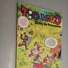 Tebeos: TÍO VIVO EXTRA PRIMAVERA 1981 / BRUGUERA. Lote 210833734