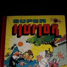 Tebeos: SUPER HUMOR MORTADELO Y FILEMÓN XXXV. EDICIONES BRUGUERA. 1986 SUPER HUMOR Nº 35. Lote 210844304