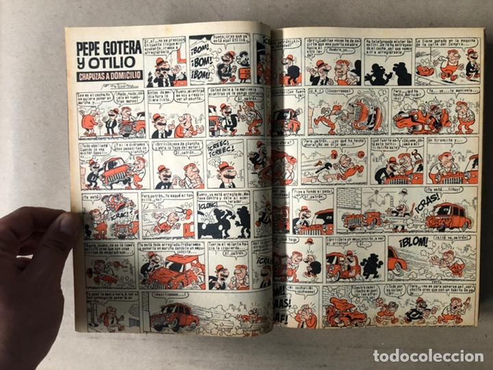 Tebeos: TOMO CON 24 TEBEOS TÍO VIVO (EDITORIAL BRUGUERA 1966/67) ENCUADERNADOS EN TAPA DURA. - Foto 10 - 210936319