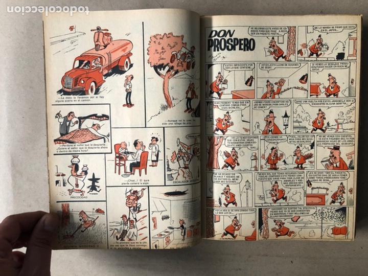 Tebeos: TOMO CON 24 TEBEOS TÍO VIVO (EDITORIAL BRUGUERA 1966/67) ENCUADERNADOS EN TAPA DURA. - Foto 12 - 210936319