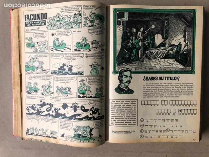 Tebeos: TOMO CON 24 TEBEOS TÍO VIVO (EDITORIAL BRUGUERA 1966/67) ENCUADERNADOS EN TAPA DURA. - Foto 16 - 210936319