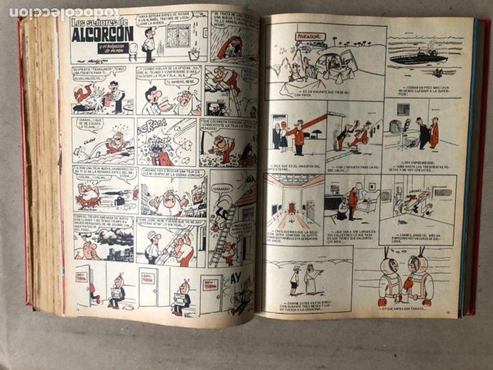 Tebeos: TOMO CON 24 TEBEOS TÍO VIVO (EDITORIAL BRUGUERA 1966/67) ENCUADERNADOS EN TAPA DURA. - Foto 32 - 210936319
