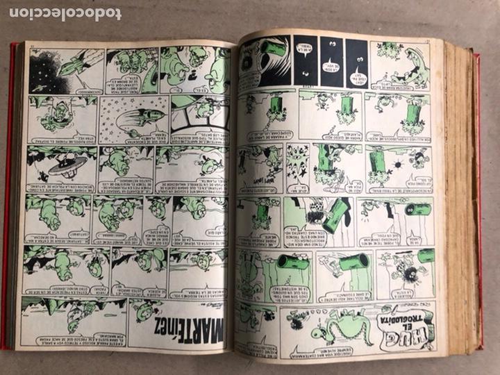 Tebeos: TOMO CON 24 TEBEOS TÍO VIVO (EDITORIAL BRUGUERA 1966/67) ENCUADERNADOS EN TAPA DURA. - Foto 36 - 210936319
