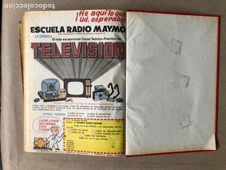 Tebeos: TOMO CON 24 TEBEOS TÍO VIVO (EDITORIAL BRUGUERA 1966/67) ENCUADERNADOS EN TAPA DURA. - Foto 49 - 210936319