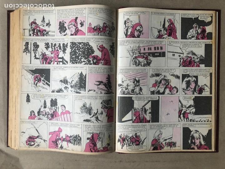 Tebeos: SISSI. REVISTA JUVENIL FEMENINA. 46 EJEMPLARES ENCUADERNADOS EN 2 TOMOS (EDITORIA BRUGUERA AÑOS 60). - Foto 93 - 210947529