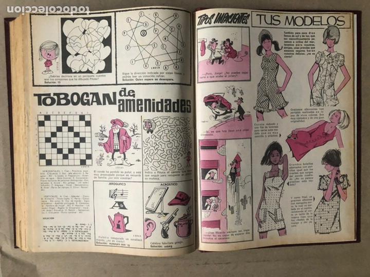 Tebeos: SISSI. REVISTA JUVENIL FEMENINA. 46 EJEMPLARES ENCUADERNADOS EN 2 TOMOS (EDITORIA BRUGUERA AÑOS 60). - Foto 94 - 210947529