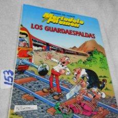 Tebeos: MORTADELO Y FILEMON - LOS GUARDAESPALDAS. Lote 210949127