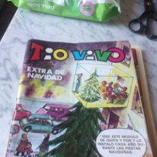 Tebeos: COMICS TIO VIVO. EXTRA DE NAVIDAD. 1981. Lote 211195785