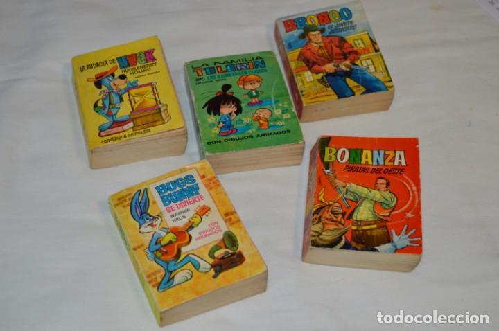 Tebeos: Colección Tele INFANCIA - Bruguera - 5 Números / Ejemplares: 13, 15, 17, 24 y 27 - Años 60 ¡Mira! - Foto 2 - 211277369