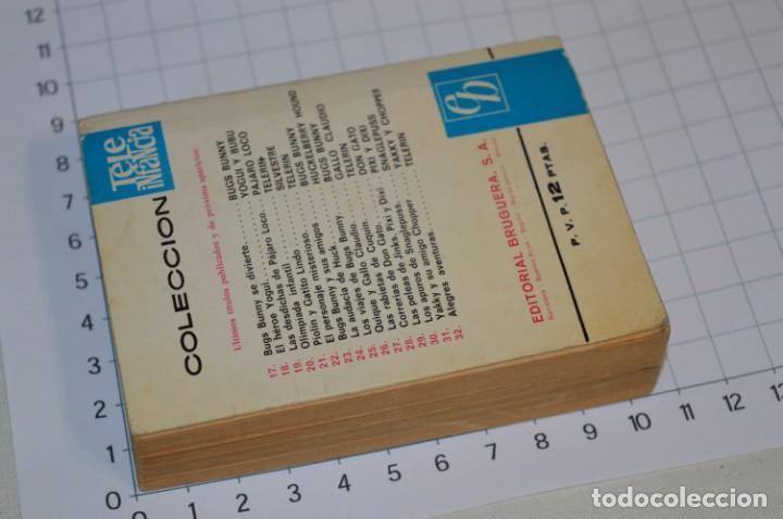 Tebeos: Colección Tele INFANCIA - Bruguera - 5 Números / Ejemplares: 13, 15, 17, 24 y 27 - Años 60 ¡Mira! - Foto 6 - 211277369