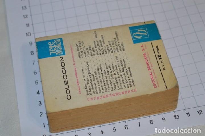 Tebeos: Colección Tele INFANCIA - Bruguera - 5 Números / Ejemplares: 13, 15, 17, 24 y 27 - Años 60 ¡Mira! - Foto 8 - 211277369