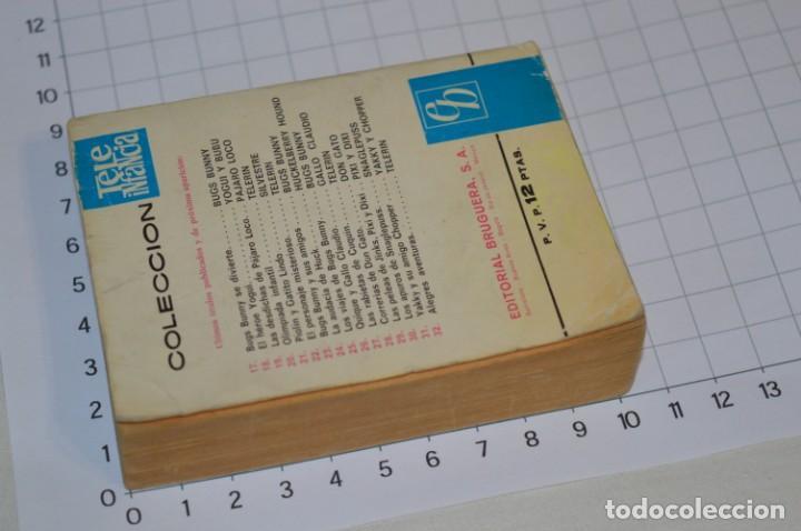 Tebeos: Colección Tele INFANCIA - Bruguera - 5 Números / Ejemplares: 13, 15, 17, 24 y 27 - Años 60 ¡Mira! - Foto 10 - 211277369